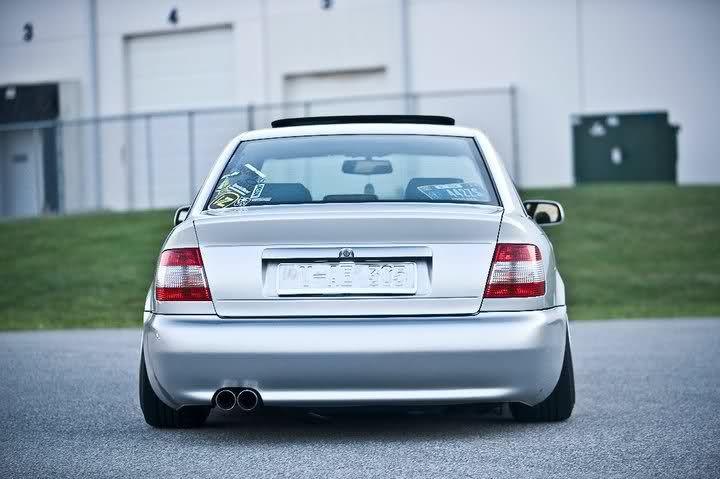 Audi S4 (B5) - Air Bags VWVortex.com - S4 stance thread ...