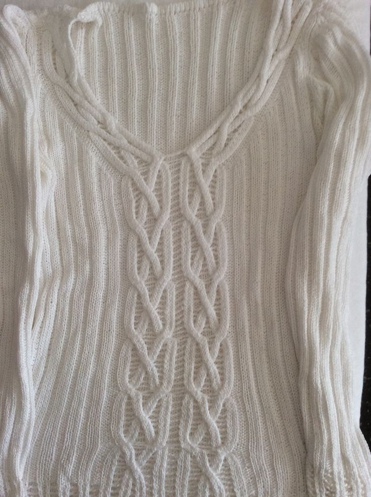 Maglione di cotone