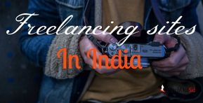 Freelancing sites in India for freelance writing jobs will give you the sources information where you can find work online to work from home.