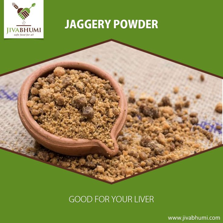 Jaggery helps detoxify your liver by flushing out harmful toxins. Make every dessert healthier with naturally produced Jaggery Powder by #Jivabhumi. Shop now - http://bit.ly/shop_jivabhumi #NaturalFood #FarmFood #HealthyFood #Jaggery #JaggeryPowder
