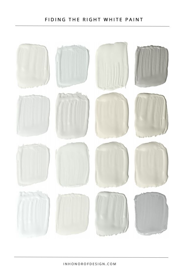 Finding The Best White Paints In Honor Of Design Colors Paint
