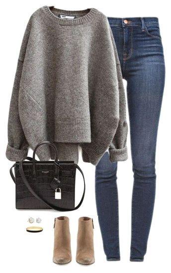 Lerne Casual Outfit inspirierende Ideen (aber schöne) Style Girls werden versuchen, arou – Tatjana Fellermeier