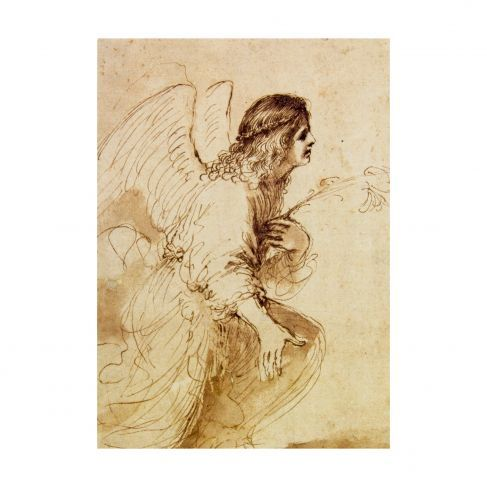 The Angel of the Annunciation, Boxed Christmas Cards Christmas in