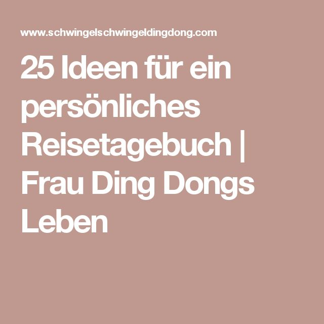 die 25 besten ideen zu reisetagebuch auf pinterest scrapbooking ideen reiseliteratur und. Black Bedroom Furniture Sets. Home Design Ideas