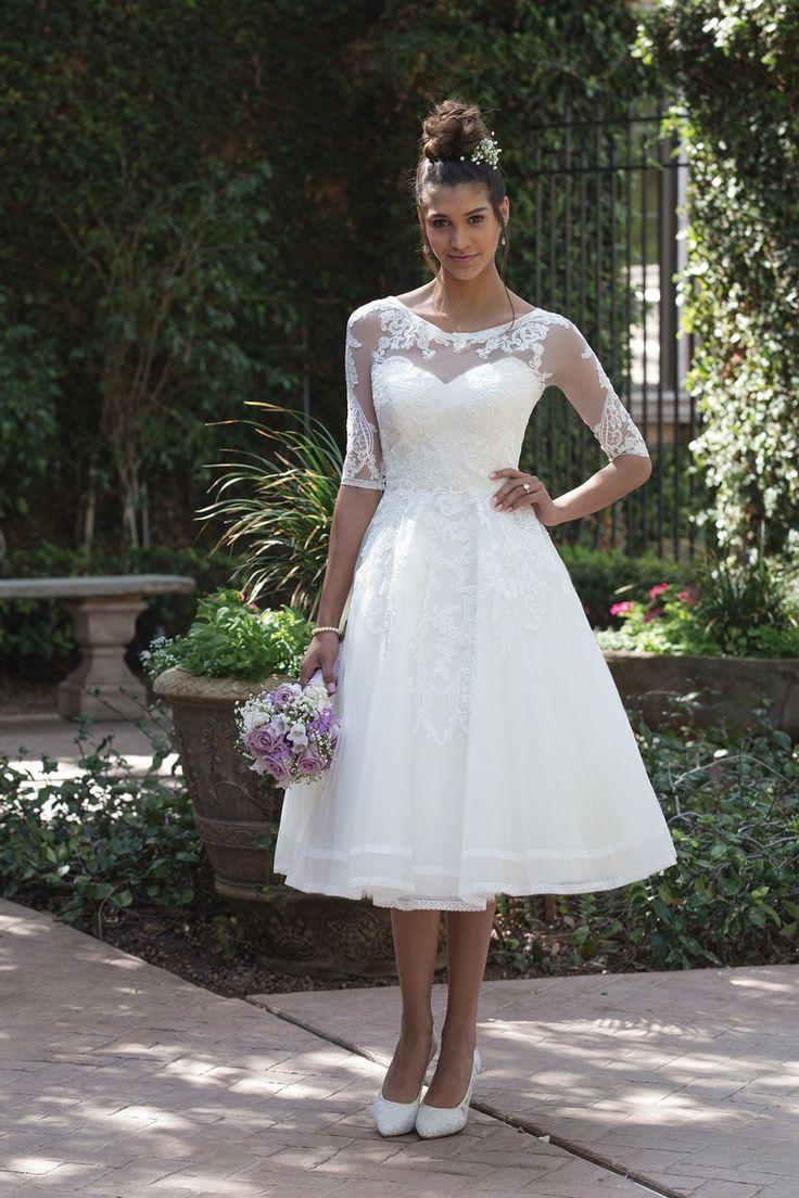 118 besten Hochzeitskleider Bilder auf Pinterest | Hochzeitskleider ...