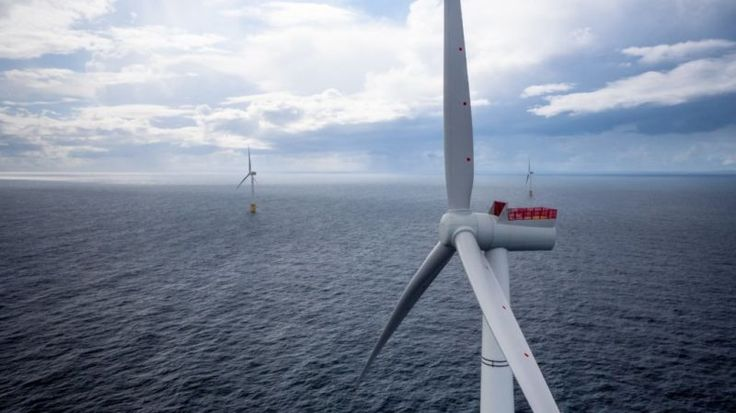 Scotland's floating wind farm is showing how powerful offshore wind can be | Ars Technica