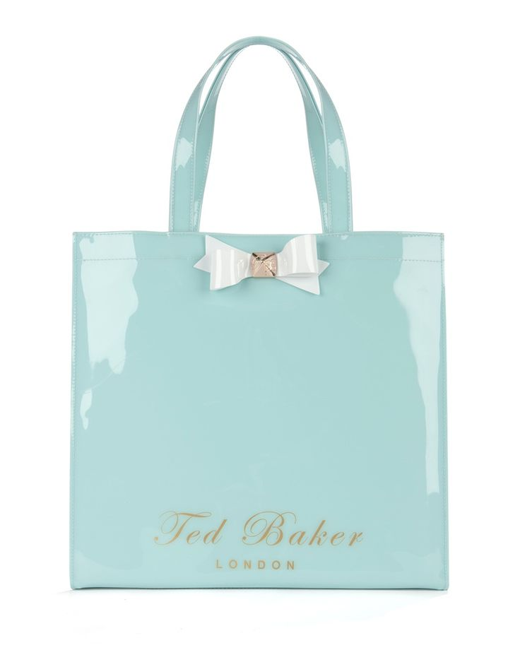 Bow shopper bag - BIGCON by Ted Baker