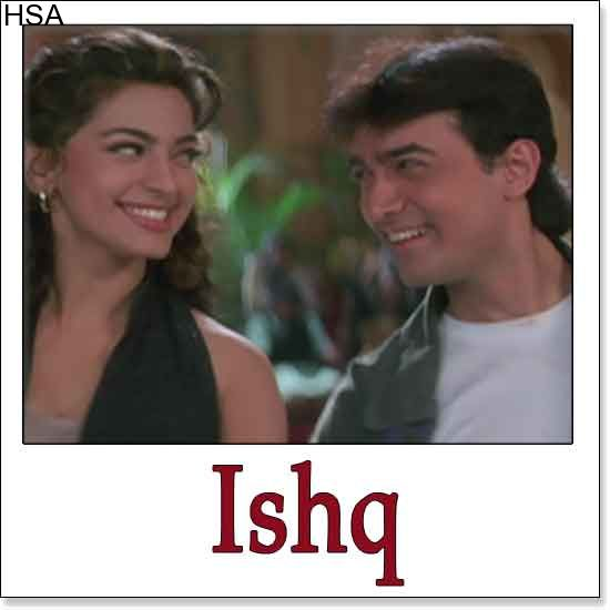 http://hindisingalong.com/neend-churayi-meri-ishq.html   Name of Song - Neend Churayi Meri Album/Movie Name - Ishq Name Of Singer(s) - Alka Yagnik, Kumar Sanu, Udit Narayan, Kavita Krishnamurthy Released in Year - 1997 Music Director of Movie - Anu Malik...