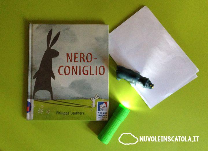 Un libro divertente e un gioco per imparare come funzionano le ombre.