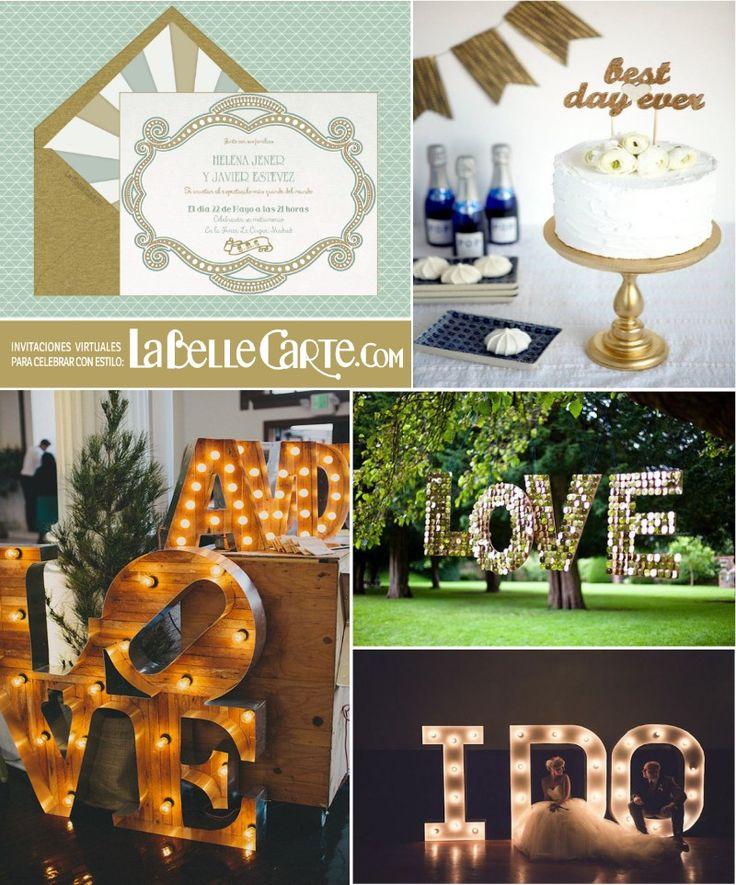 Invitaciones de Boda, Invitaciones para boda, decoraciones tipograficas para bodas Para Más Info Visita: www.LaBelleCarte.com Online wedding invitations, online wedding cards, wedding ideas, typography wedding, typography decor, typography ideas For More Ideas Visit: www.LaBelleCarte.com/en