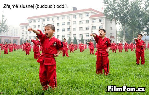 Karate Kid | FilmFan.cz
