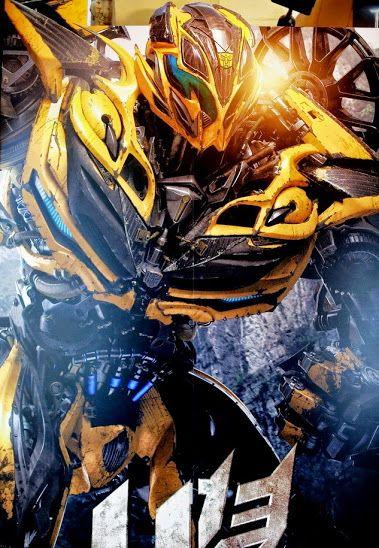 Bumblebee . En ésta última entrega podemos de la saga #Transformers #4 La era de la extinción podemos apreciar al abejorro, para mi gusto, muy cuquis ^^