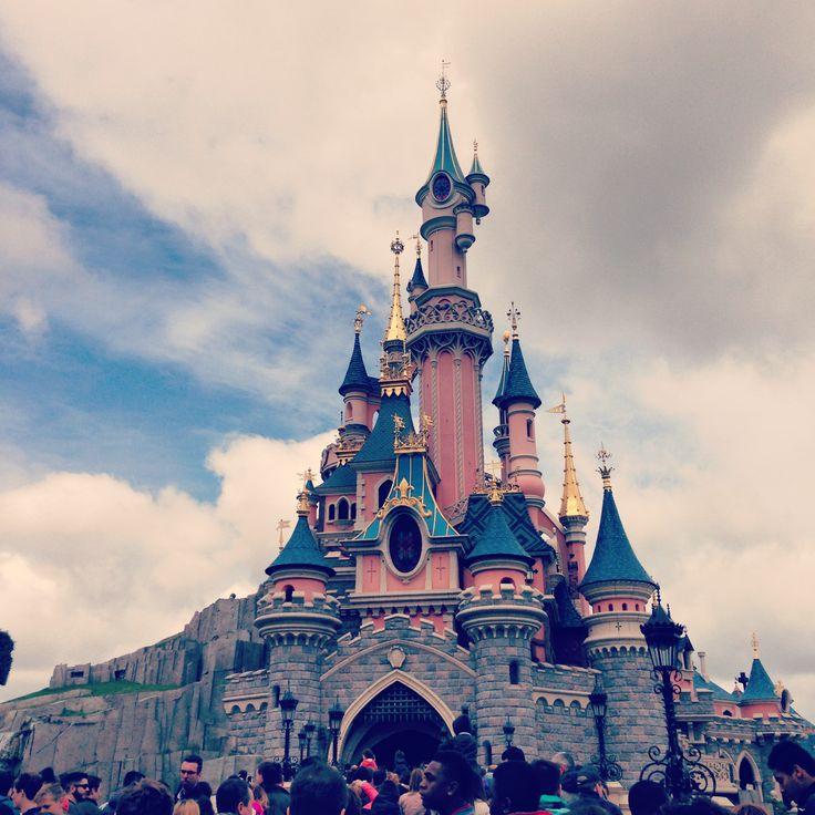 Disneyland - back to childhood :)