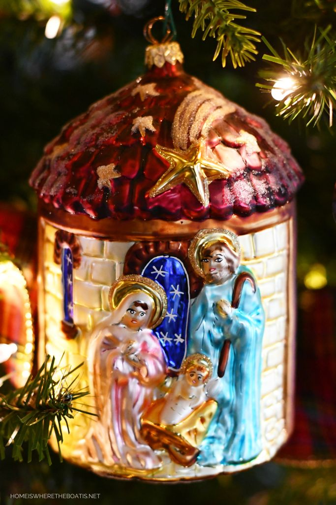On The Tree The Night Before Christmas Christmas Ornaments The Night Before Christmas Christmas
