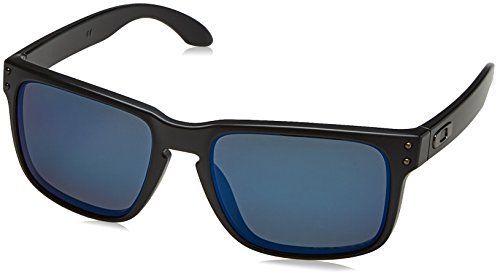 Oakley OO9102-68 Holbrook Lunettes de soleil Noir   Promo Amazon ... 44ea00b16ad0