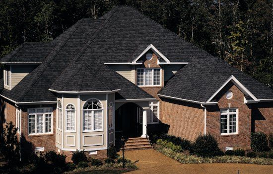 Black Shigles Dimensional Shingles Or Architectural