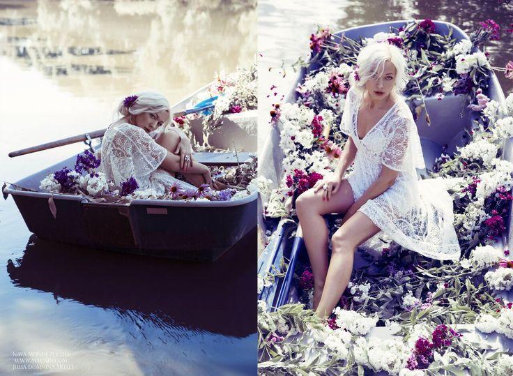 светлые свадебные/вечерние платья | 92 фотографии