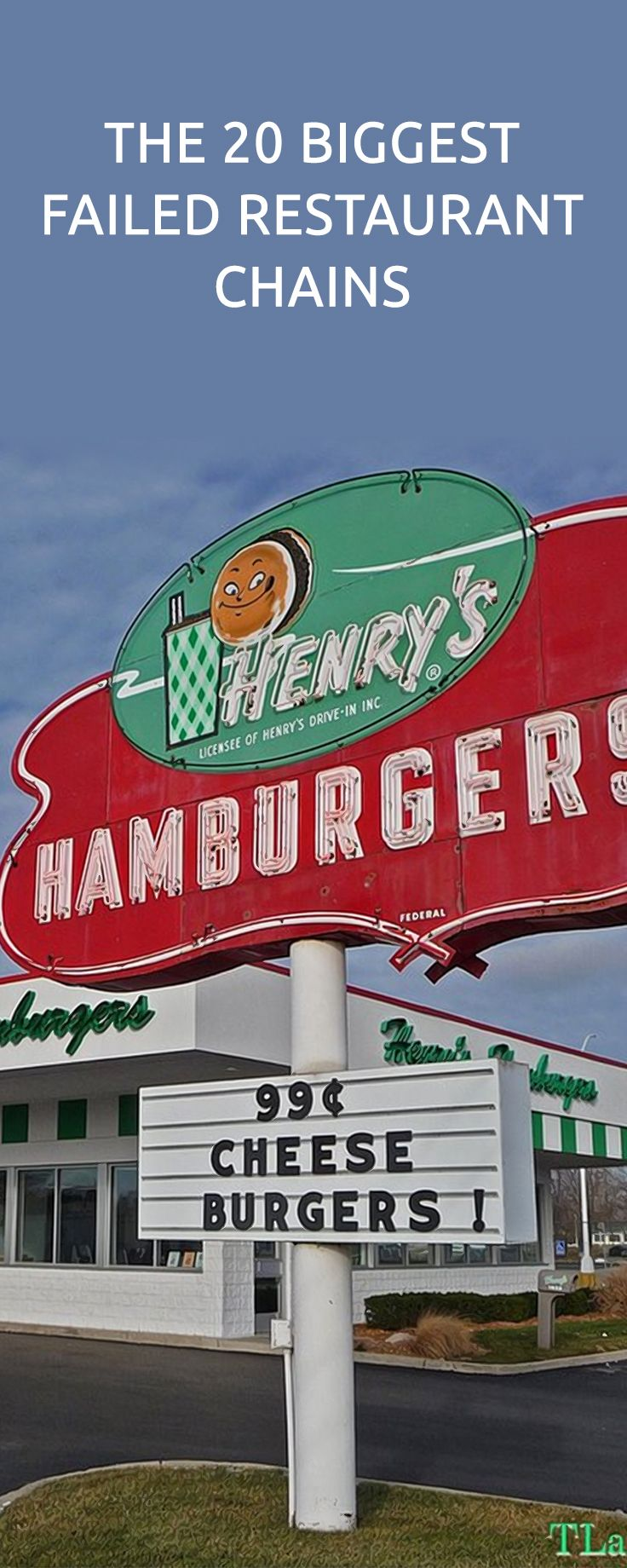 We Collected Famous Restaurant Chains That No Longer Exist Can You Still Recall Them