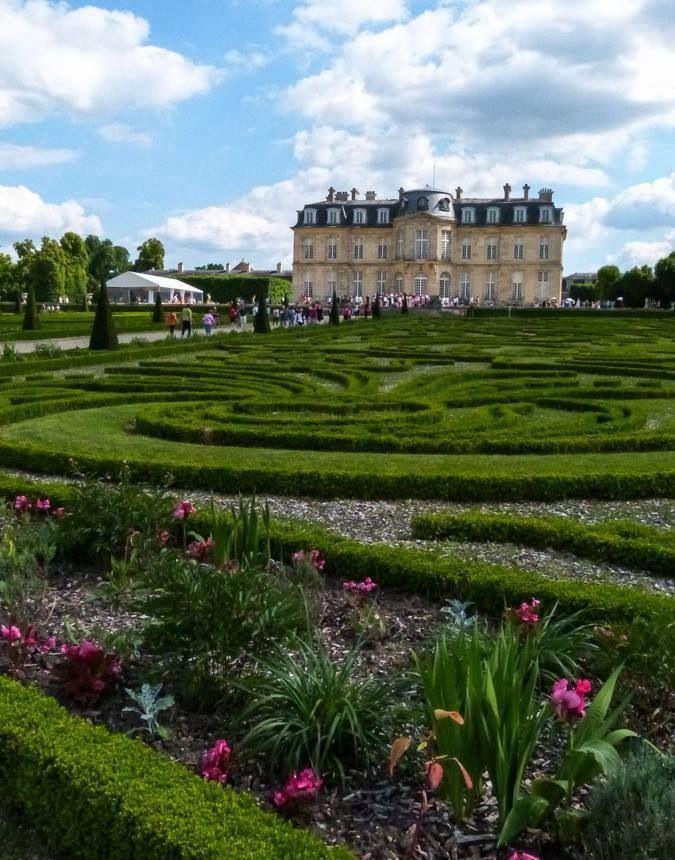 Chateau De Champs Sur Marne, France