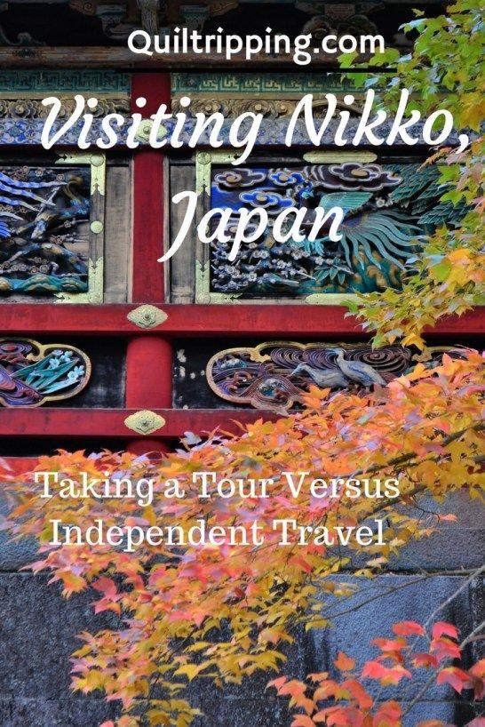 Visiting Nikko Japan 2