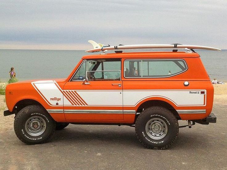 Surfer International Scout II