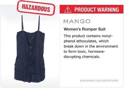 Mango romper suit   #Detox #Fashion