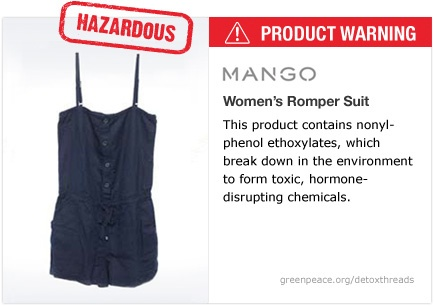 Mango romper suit   #Detox #Fashion