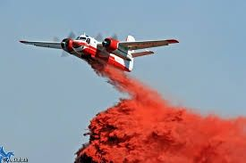 Combien d'avions pour éteindre un feu de forêt ?