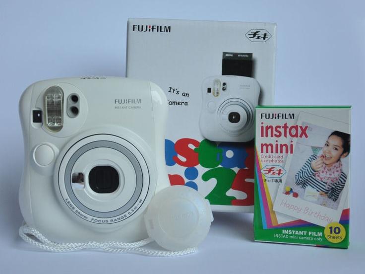 Instax 25 camera
