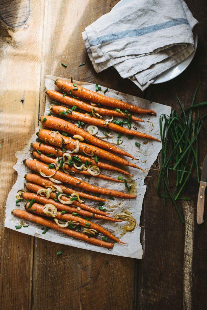 Carrots, Roasted carrots and Farmhouse on Pinterest