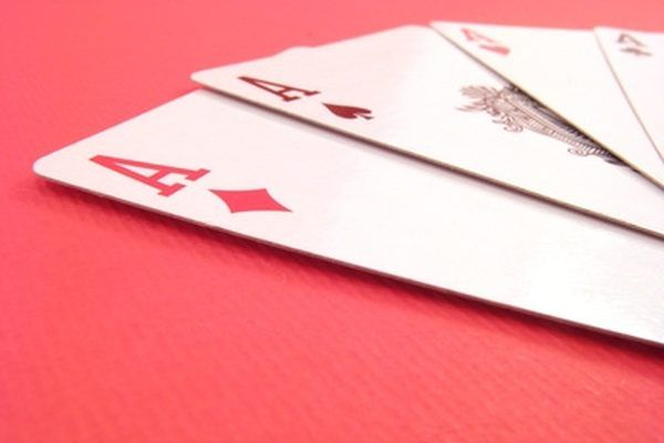 You will need a standard 52-card deck to play.
