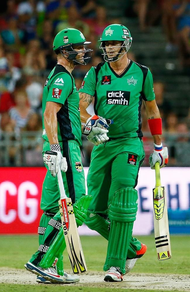 Perth Scorchers beat Melbourne Stars by 18 runs to reach Big Bash League final | Perth Scorchers