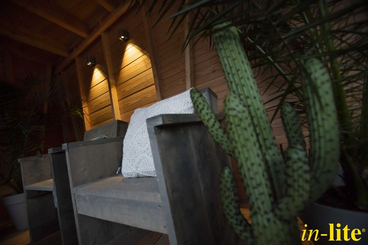 Eigen Huis & Tuin | Metamorfose | Wandlamp ACE DOWN | 12V | Duurzaam | Tuininspiratie