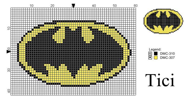Logo Batman sul mio blog: ilblogditici