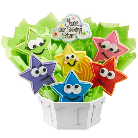 Administrative Professionals Week! Remember your Admin by sending a delicious & fun cookie bouquet.