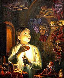 Igor Rodionov - Máscaras de arlequines