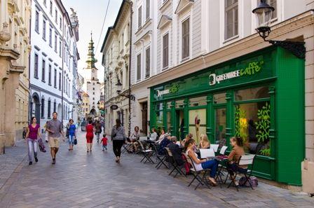 Ventúrska Shop Greentree Coffee  Ventúrska 20, 81101 Bratislava mon/fri - pon/pia 8:30 – 20:30 sat/sun - sob/ned 9:00 – 21:00