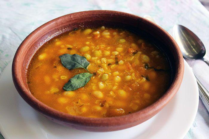 Porotos Granados (cranberry beans stew - Chilean recipe) – Mi Diario de Cocina