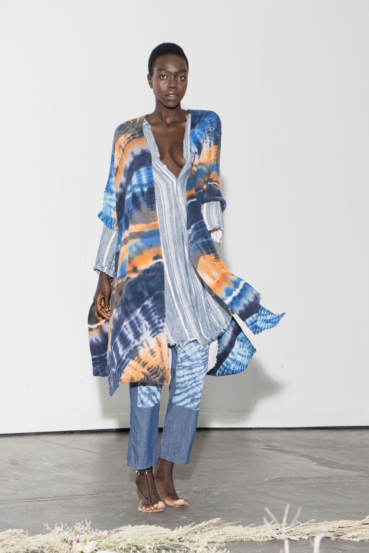 Raquel Allegra Spring 2016 Ready-to-Wear Fashion Show