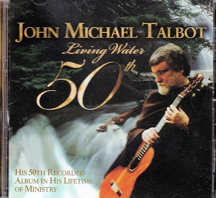 Living Water 50th  Music CD John Michael Talbot Compilation Gospel Christian #Christian