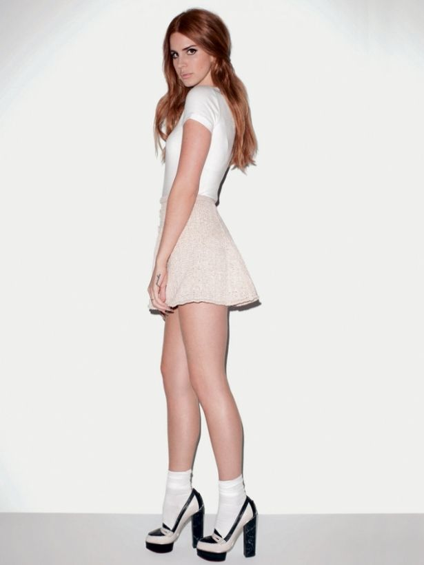 T Magazine: Lana Del Rey by Terry Richardson - A Further Look                                                                                                                                                                                 More