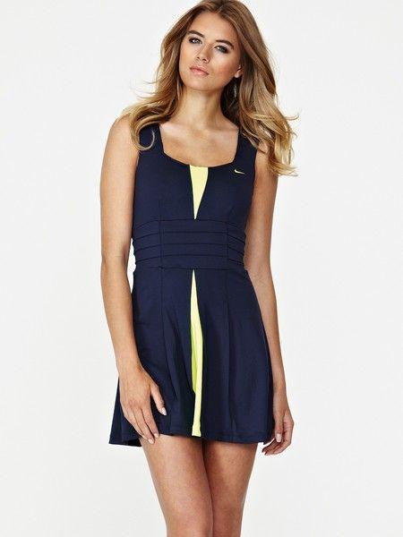 Nike  Pleated Tennis Dress