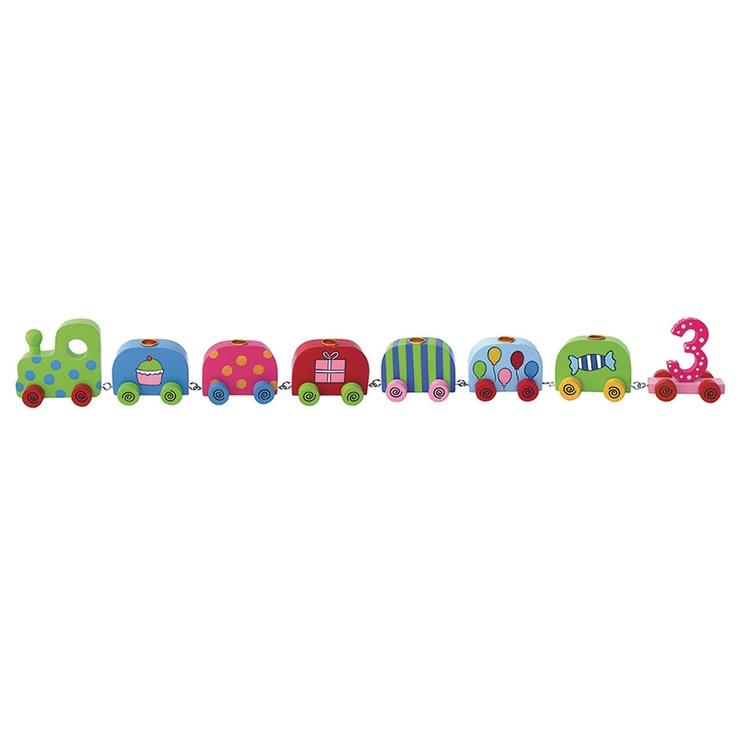 JaBaDaBaDo Geburtstagszug | Spielen | Kinderspielzeug | Partyartikel | baby-markt.at