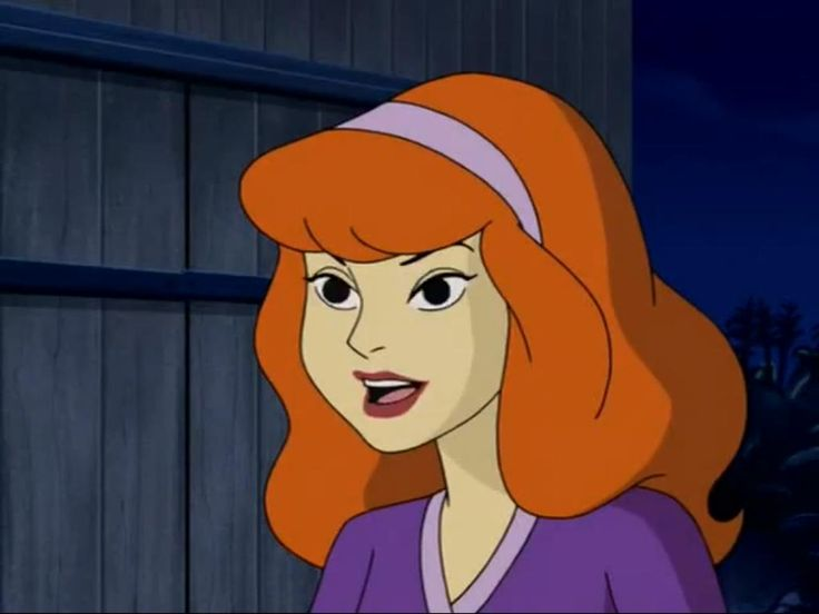 Daphne blake from abc s quot scooby doo where are you