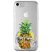 La Vie iPhone 6/6S/7 mykt deksel (cool pineapple)