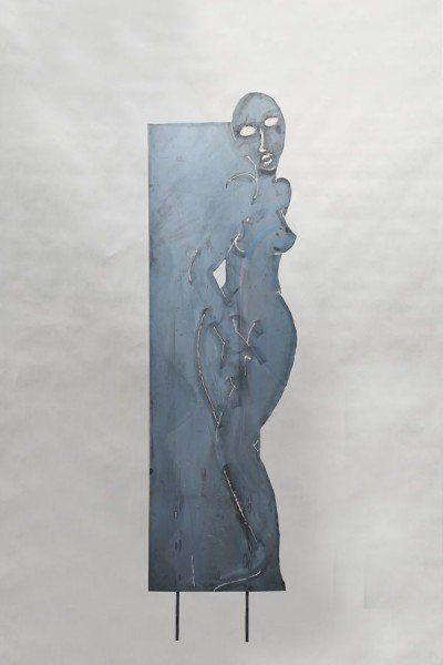 25 einzigartige kunst aus metall ideen auf pinterest. Black Bedroom Furniture Sets. Home Design Ideas