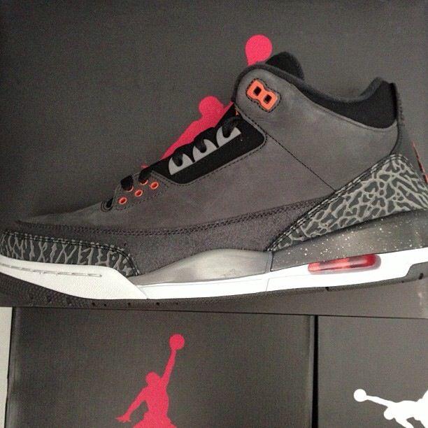 Air Jordan 3s, 4s & 5s -