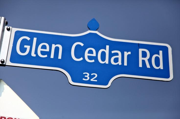 Glen Cedar Rd in #Cedarvale #Toronto