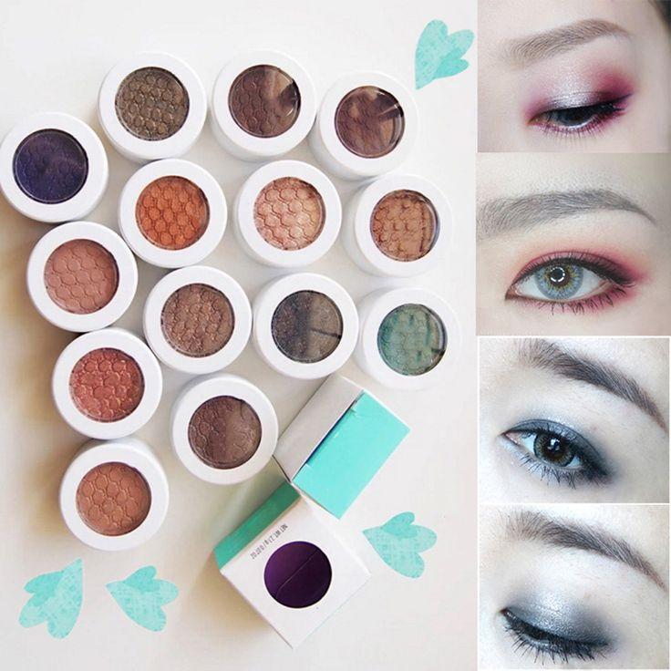 20 Colors Pro Natural Matte Eyeshadow Makeup Eye Shadow Glitter Eye Shadow Blush