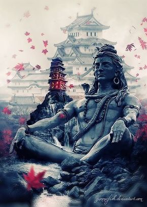 Shiva - those who are free of any attachment and doesn't seek happiness in material world are SHIVApipolem